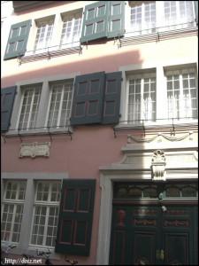 ベートーベンの家