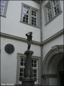 シェンゲルの泉