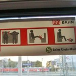 ドイツの車内マナーや風習などについての考察