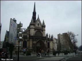 サン・ローラン教会