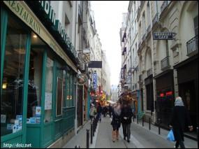Huchette(ユシェット通り)