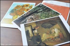 Neue Pinakothekのポストカード