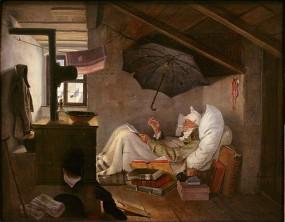 Carl Spitzweg (Der arme Poet)
