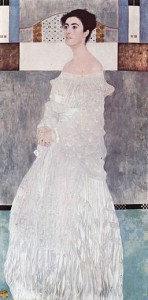 Margaret Stonborough-Wittgenstein(Gustav Klimt)