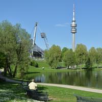 【ミュンヘン】Olympiapark(オリンピアパーク)