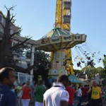 【ミュンヘン】オリンピアパークのサマーフェスティバル