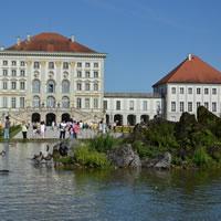 【Schloss Nymphenburg】ニンフェンブルク城