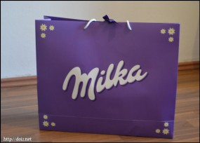 milkaチョコ福袋