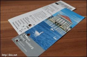 ニンフェンブルク城チケット