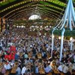 【Oktoberfest / Wiesn】オクトーバーフェスト・14の大きなテント