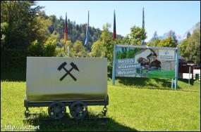 Salzbergwerk Berchtesgaden(ベルヒテスガーデン岩塩坑)