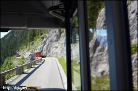 ケールシュタイン行きのバス