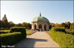 Hofgarten(秋)