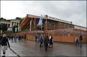 Schützen-Festzelt(2012年)