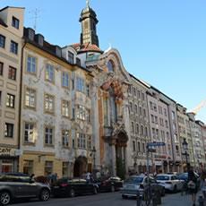 【ミュンヘン観光】Sendlingerstraße(ゼントリンガー通り)周辺の見どころ