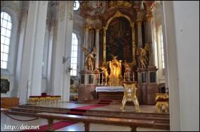 Heiliggeistkirche(聖霊教会)