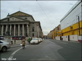 Maximilianstraße(マキシミリアン通り)