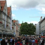 【ミュンヘン観光】Kaufingerstraße~Neuhauserstraßeの見どころ