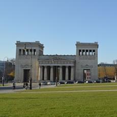 【ミュンヘン観光】Königsplatz(ケーニヒス広場)周辺の見所