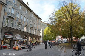 Ruffinihaus am Rindermarkt(ルフィーニハウス)