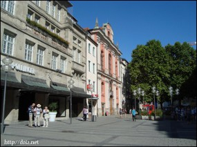 Neuhauser Straße(ノイハウザー通り)