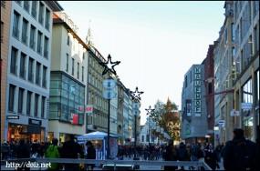 Kaufingerstraße(カウフィンガー通り)