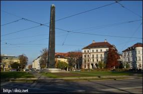 Karolinenplatz(カロリーネンプラッツ)