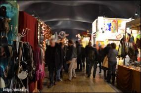 Tollwood クリスマスマーケット