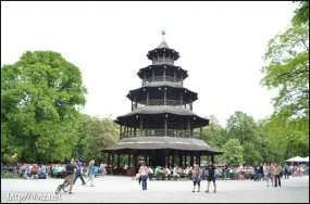 Chinesischer Turm(中国塔)