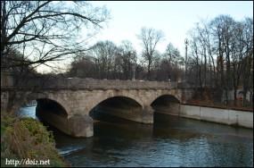 Maximiliansbrücke(マクシミリアン橋)