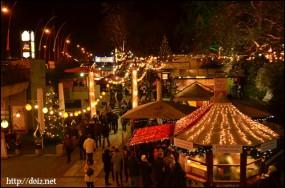 シュバービングのクリスマスマーケット