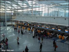 ミュンヘン空港第二ターミナル