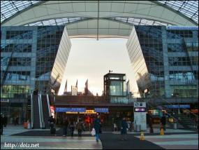 ミュンヘン国際空港・München Airport Center