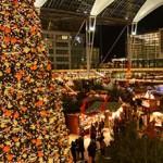 【ミュンヘン観光】クリスマスマーケット巡りその2(2012年)