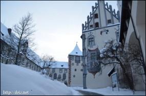 Hohes Schloß(ホーエス城)