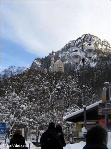 Schloss Neu Schwanstein(ノイシュバンシュタイン城)