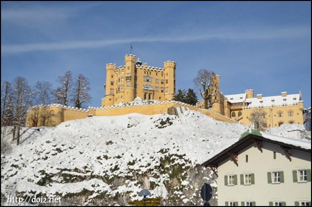Schloß Hohenschwangau(ホーエンシュヴァンガウ城)