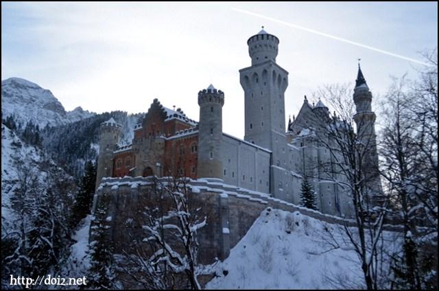 Schloß Neu Schwanstein(ノイシュバンシュタイン城)