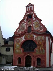 Heilig-Geist Spitalkirche(聖霊シュピタール教会)