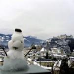 【オーストリア】冬のザルツブルク