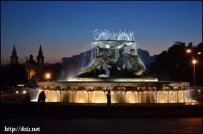 Triton Fountain(トリトンの泉)