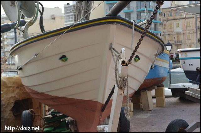 マルタの船