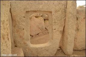 Hagar Qim(ハジャール・イム神殿)