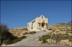 Azure Window(アズールウィンドー)の教会