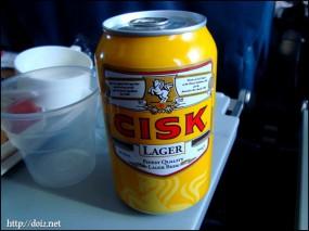 マルタのビールCISK(チスク)