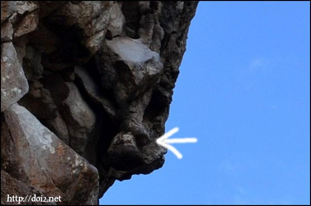 Elephant's Foot(青の洞門)