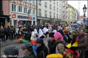 カーニバルのパレード