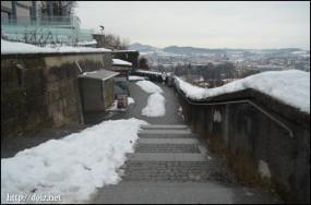 Mönchsberg(メンヒスベルク)