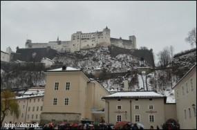 Festung Hoensalzburg(ホーエンザルツブルク城)