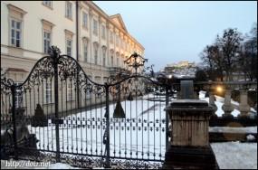 Schloss Mirabell(ミラベル宮殿)の庭園